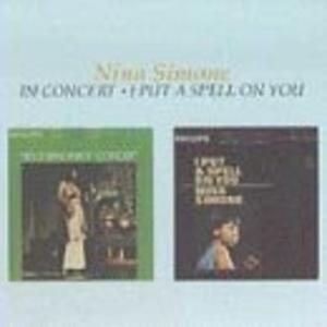Album  Cover Nina Simone - In Concert on  Records from 1992