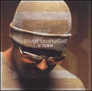Album  Cover Brian Mcknight - U Turn on MOTOWN Records from 2003