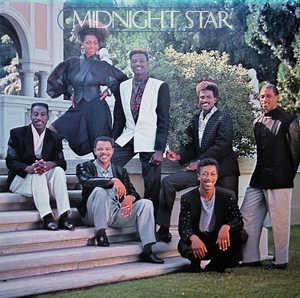 Album  Cover Midnight Star - Midnight Star on SOLAR Records from 1988