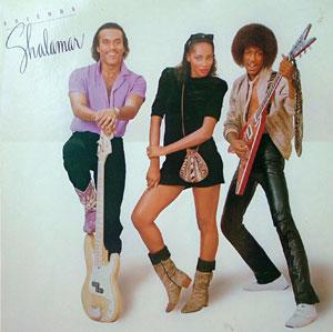 Album  Cover Shalamar - Friends on SOLAR Records from 1982