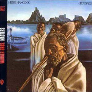 Album  Cover Herbie Hancock - Crossings on WARNER BROS. Records from 1971