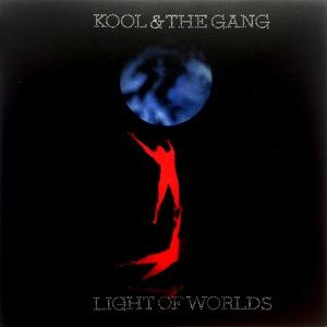 Album  Cover Kool & The Gang - Light Of Worlds on DE-LITE Records from 1974
