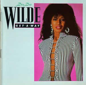 Front Cover Album Dee Dee Wilde - Get-A-Way