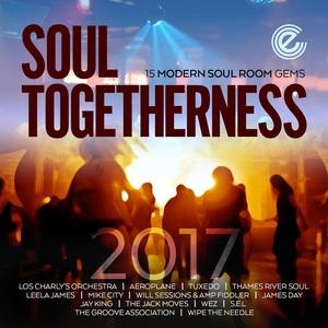 Album  Cover Various Artists - Soul Togetherness 2017 on  Records from 2017