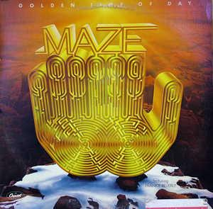 Front Cover Album Maze - Golden Time Of Day