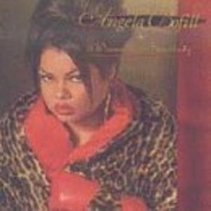 Album  Cover Angela Bofill - I Wanna Love Somebody on JIVE Records from 1993