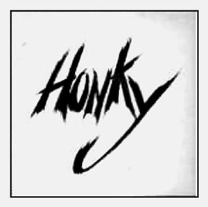 Front Cover Album Honky - Honky
