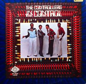 Album  Cover The Controllers - In Control on JUANA Records from 1977