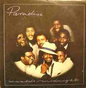 Album  Cover Paradise - World's Midnight on EBONY Records from 1982