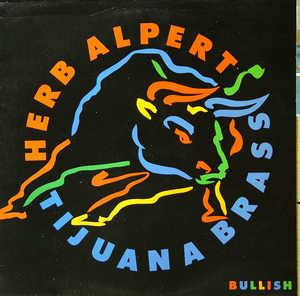 Album  Cover Herb Alpert - Bullish on A&M Records from 1984