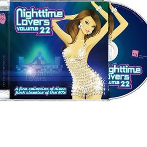 Album  Cover Various Artists - Nighttime Lovers Volume 22 on PTG Records from 2014