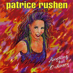 Album  Cover Patrice Rushen - Anything But Ordinary on DISCOVERY Records from 1994