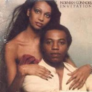 Front Cover Album Norman Connors - Invitation