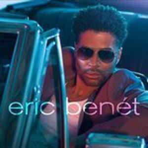 Album  Cover Eric Benét - Eric Benet on PRIMARY WAVE Records from 2016