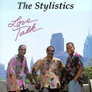 Album  Cover The Stylistics - Love Talk on  Records from 1993
