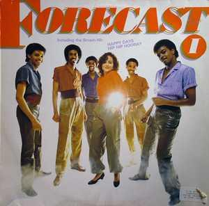 Album  Cover Forecast - Forecast I on RCA Records from 1982