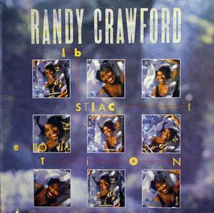 Front Cover Album Randy Crawford - Abstract Emotions