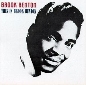 Album  Cover Brook Benton - This Is Brook Benton on ALL PLATINUM Records from 1976