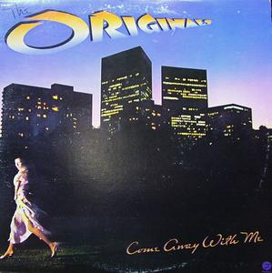 Front Cover Album The Originals - Come Away With Me