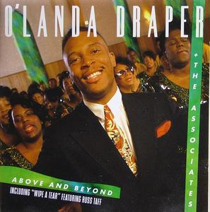 Album  Cover O'landa Draper - Above And Beyond on WORD Records from 1991