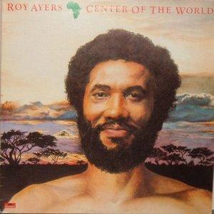 Front Cover Album Roy Ayers - Africa, Center Of The World