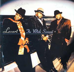 Album  Cover Levert - Whole Scenario on ATLANTIC Records from 1997