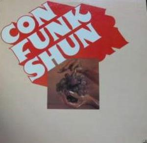 Album  Cover Con Funk Shun - Con Funk Shun on MERCURY Records from 1976