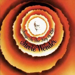 Front Cover Album Stevie Wonder - Songs In The Key Of Life