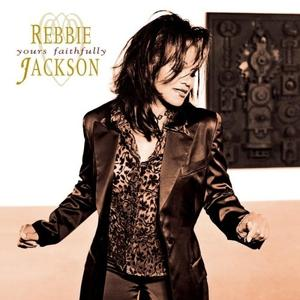 Front Cover Album Rebbie Jackson - Yours Faithfully