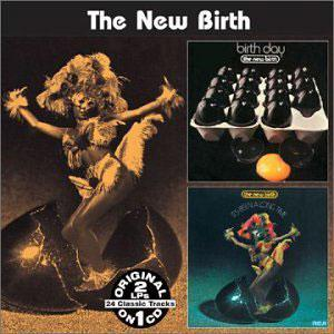 Album  Cover The New Birth - Birth Day on RCA Records from 1973