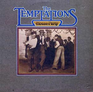 Front Cover Album The Temptations - House Party