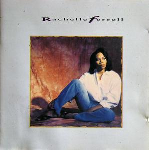 Album  Cover Rachelle Ferrell - Rachelle Ferrell on MANHATTAN/CAPITOL Records from 1992