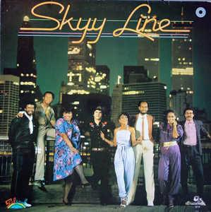 Album  Cover Skyy - Skyy Line on SALSOUL Records from 1982