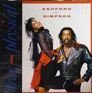 Album  Cover Ashford & Simpson - Love Or Physical on CAPITOL Records from 1989