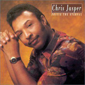 Album  Cover Chris Jasper - Praise The Eternal on GOLD CITY Records from 1992