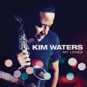 Album  Cover Kim Waters - My Loves on RED RIVER ENTERTAINMENT Records from 2013