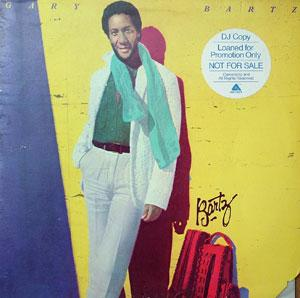 Album  Cover Gary Bartz - Bartz on ARISTA Records from 1980