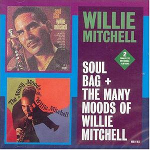 Album  Cover Willie Mitchell - Soul Bag on HI Records from 1970