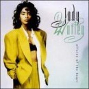 Album  Cover Jody Watley - Affairs Of The Heart on MCA Records from 1991
