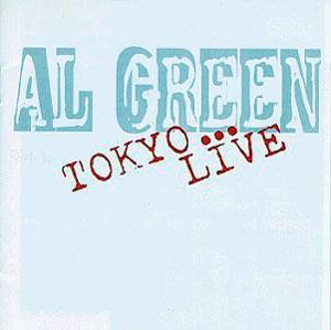 Album  Cover Al Green - Tokyo Live on HI Records from 1981