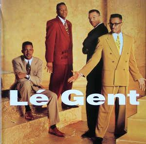 Album  Cover Lé Gent - Lé Gent on WARNER BROS. Records from 1991