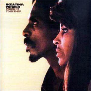 Album  Cover Ike And Tina Turner - Workin' Together on LIBERTY Records from 1970