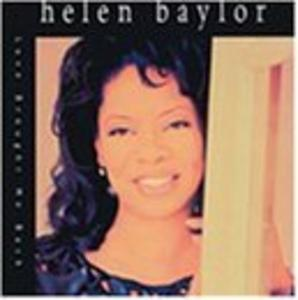 Album  Cover Helen Baylor - Love Brought Me Back on SONY Records from 1996