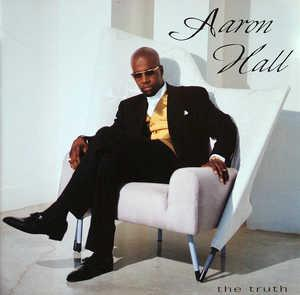 Front Cover Album Aaron Hall - The Truth