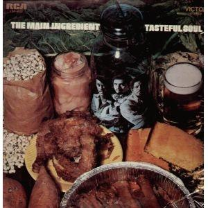 Album  Cover The Main Ingredient - Tasteful Soul  on RCA VICTOR Records from 1970