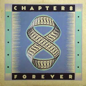 Album  Cover Chapter 8 - Forever on CAPITOL Records from 1988