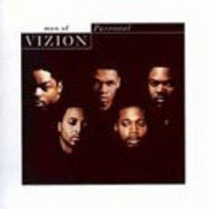 Album  Cover Men Of Vizion - Personal on SONY Records from 1996