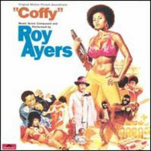 Album  Cover Roy Ayers - Coffy on POLYDOR Records from 1973