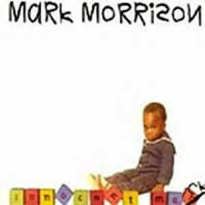Album  Cover Mark Morrison - Innocent Man on  Records from 2004