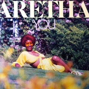 Album  Cover Aretha Franklin - You on ATLANTIC Records from 1975